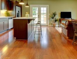How Do Professionals Clean Hardwood Floors?