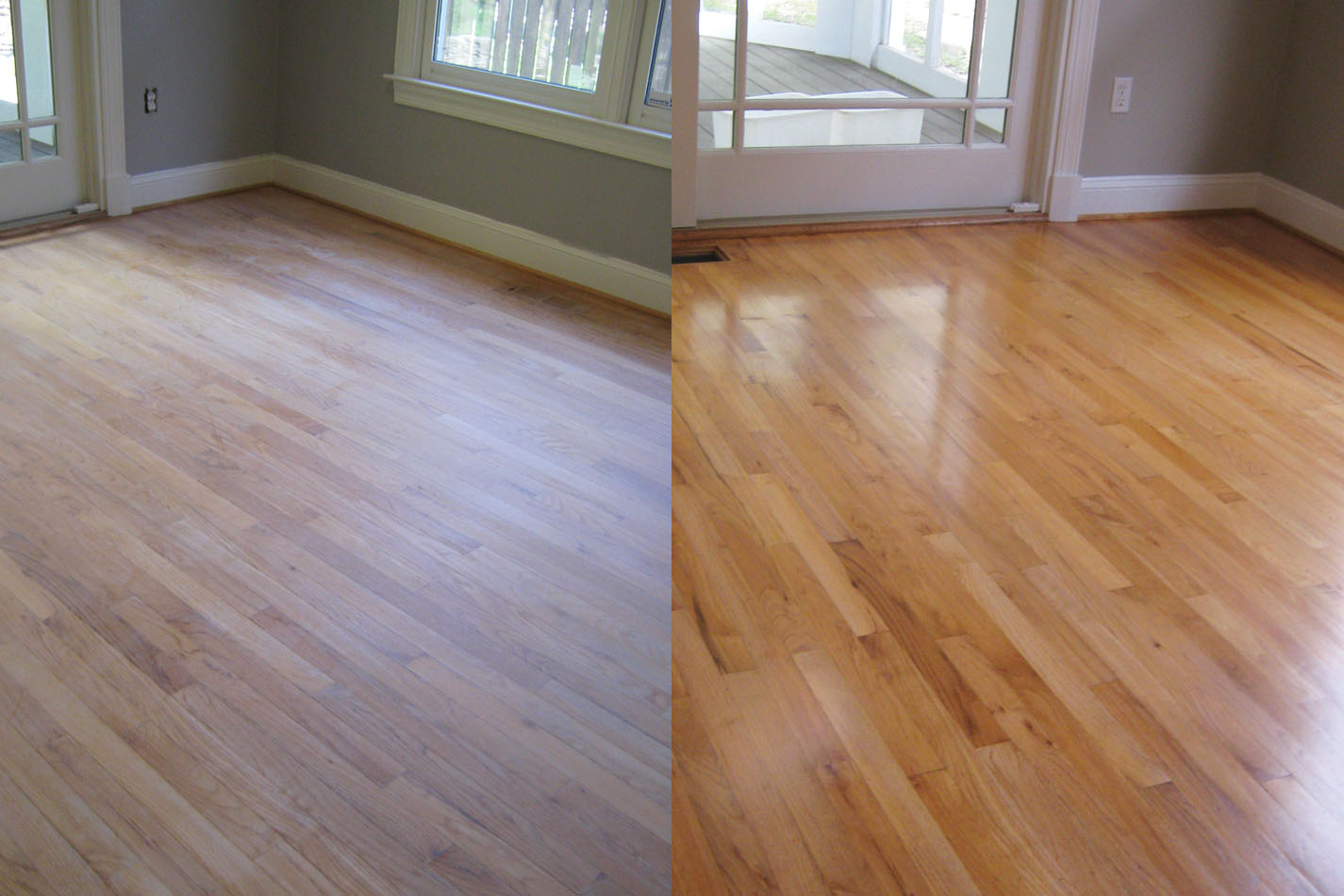 Hardwood Floor Buffing Wellington