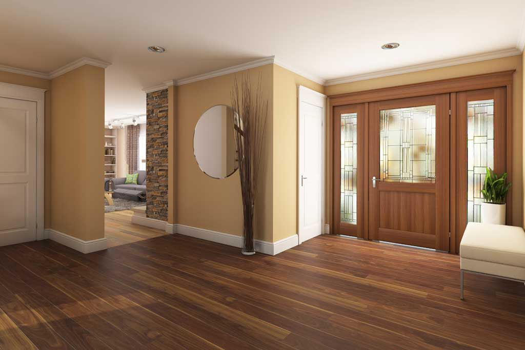 Hardwood Floor Installation Wellington
