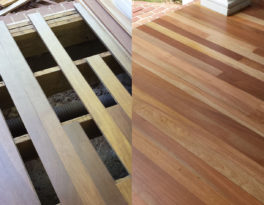 Differences Between Floor Refinishing and Restoration