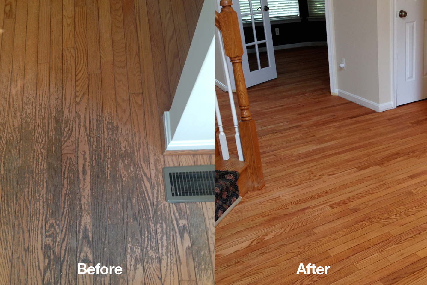 Sanding and Refinishing, Manassas
