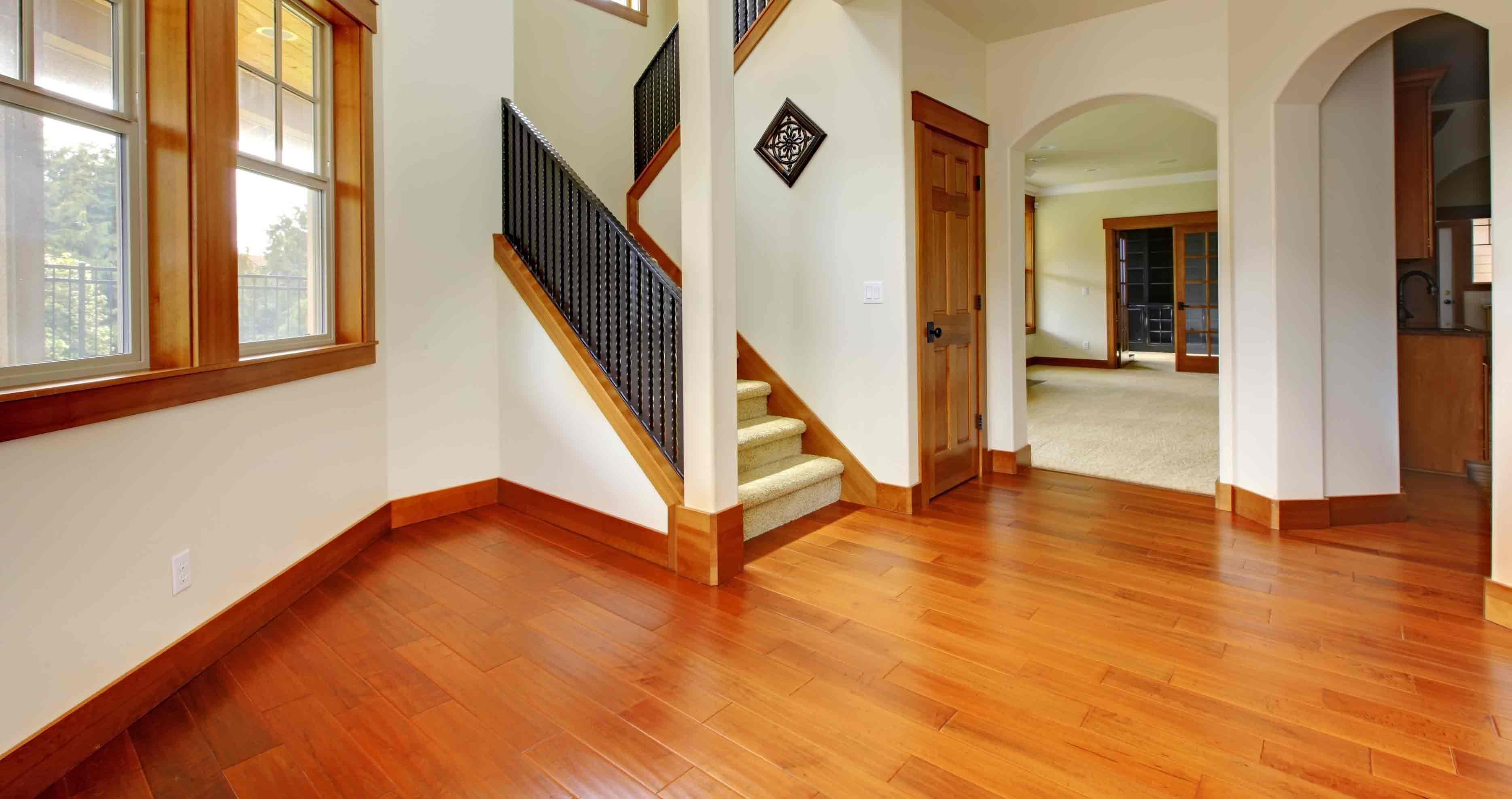 Virginia Top Floors Hardwood Floor Refinishing Buffing