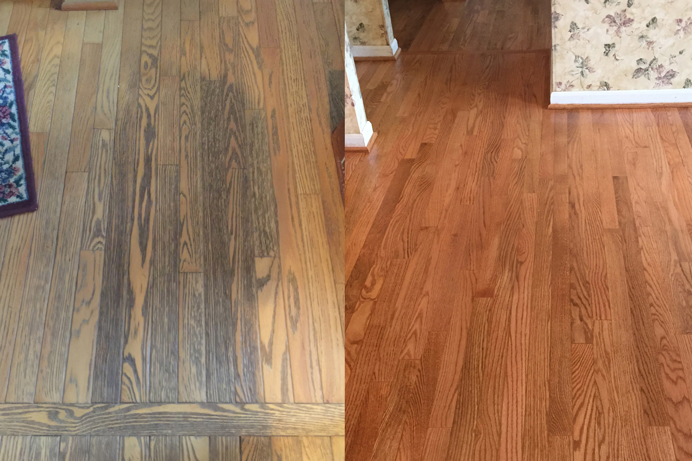 Hardwood Floor Refinishing Service Woodbridge VA
