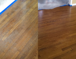 Eliminate gray areas from your Floors –Hardwood Floor refinishing, Oakton VA