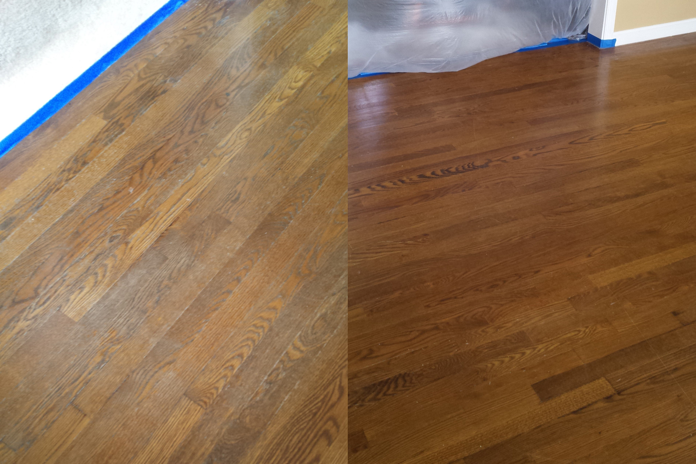 Hardwood floor refinishing northern virginia gurus floor for Wood floor refinishing