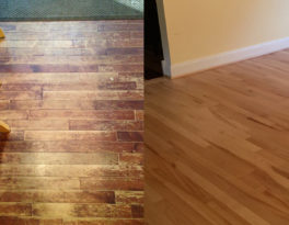 Board replacement and refinishing, Sterling VA